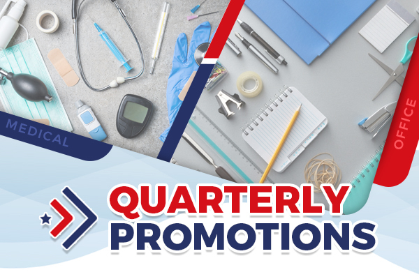 Products Unlimited - Quarterly Promotions